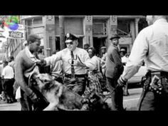 A 17 year old African American civil rights activist is attacked by police dogs during a demonstration in Birmingham, Ala., May (AP Photo/Bill Hudson) Special Instructions Image taken from Ullstein archive Image ID 6305030121 Bill Hudson, Martin Luther King, Kings & Queens, Romain Gary, Civil Rights Movement, Police Dogs, History Photos, History Facts, 1970s