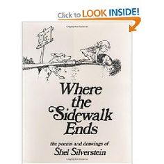 Gr 1 - Where the Sidewalk Ends:  The Poems & Drawings of Shel Silverstein - Amazon