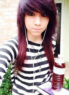 I wanna dye my hair this color