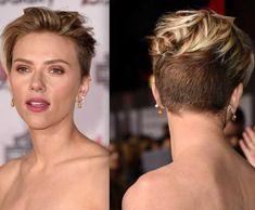 short hair trend 2016 undercut layered woman - Google-søgning
