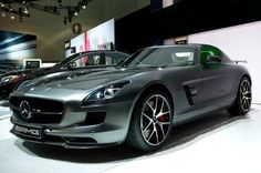 2015 Mercedes SLS AMG GT Final Edition is Carbon-Fiber Rich - Motor Trend WOT