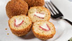 Arancini with Soppressata - Rice Recipes | Anson Mills - Artisan Mill Goods