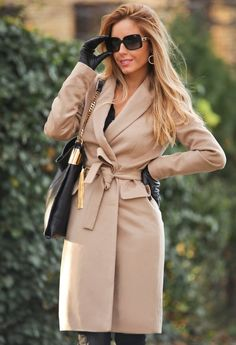 Hugo Boss Coats, Gucci 1970 Bags and Zara Gloves