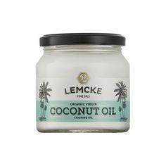 Lemcke Organic Virgin Coconut Oil