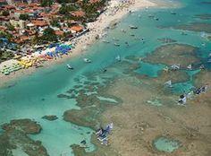 Porto de galinhas, Recife...Considered one of the best beaches in Brazil.