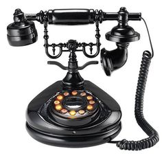 Motion Sensor Haunted Phone Dead man calling! Phone rings, taunts and haunts as you walk by. AvonRep shirlean walker