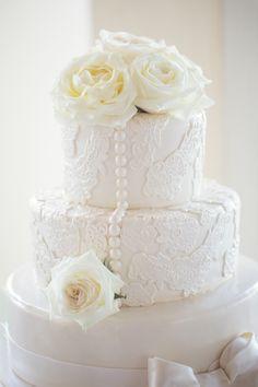 {Lace cake}