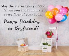 New and unique birthday wishes and messages for your ex boyfriend. Wish him birthday and party with him. Make his birthday unforgettable. Unique Birthday Wishes, Birthday Wishes For Boyfriend, Ex Bf, Ex Boyfriend, Eternal Glory, Happy Wishes, Reality Quotes, Birthday Quotes, Messages