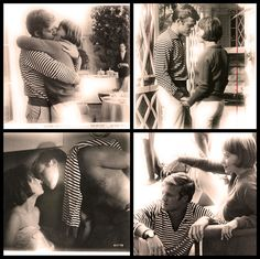 Robert Redford and Natalie Wood - Natalie Wood and Robert Redford