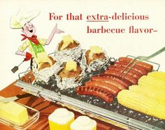Image result for vintage cookout