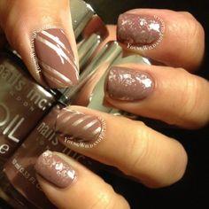 Winter nails #nail #nails #nailart