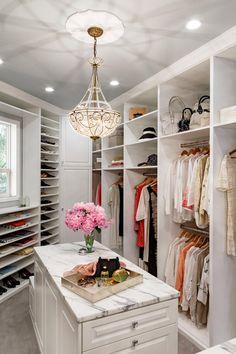 19 luxury closet designs - Master Closet Design Ideas