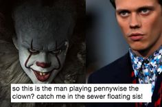 Bill Skarsgård Is So Hot He's Making People Want To Bang A Murderous Clown