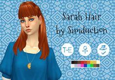 Sarah Hair by Simduction.