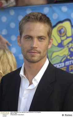 Paul Walker my first celebrity crush, thank you Joy Ride :)