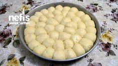 Puf Puf Peynirli Dızmana (krema Soslu)