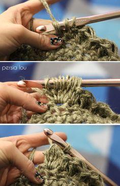 Jute Bobble Basket – Free Crochet Pattern