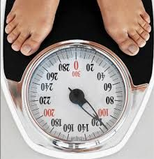 Don't be obsessed with the number on the scale!