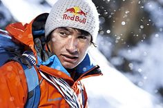 David Lama poses for a portrait on December 1st 2013