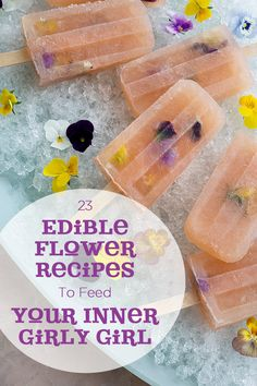 23 Recipes That Will Feed Your Inner Flower Child