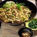 Spaghetti Oriental