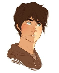 young innocent percy | art by anxiouspineapples