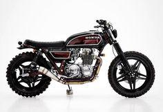 Honda CB 750 café racer