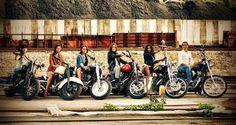 Mulheres-Motociclistas: Salão Bike Show 2014 terá um espaço exclusivo para mulheres motociclistas