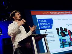 Accepting his 2008 TED Prize, author Dave Eggers asks  the TED community to personally, creatively engage with local public schools. With spellbinding eagerness, he talks about how his 826 Valencia tutoring center inspired others around the world to open