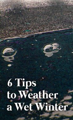 6 Tips for Homeowners to Weather a Wet Winter http://www.anchoragehousesales.com/miarticles/articleid/213/