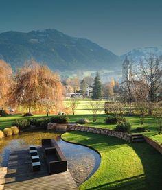 Hotel Kitzhof Kitzbuhel Mountain View