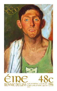 Ronnie Delaney, Melbourne Olympics 1956
