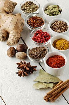Spices by Ina Peters | Stocksy United