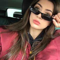 Lunettes de soleil vintage rétro pour femmes tendance 2018  lunettes   lunettesdesoleil  lunettesvintage   b9f9ed69ec8d