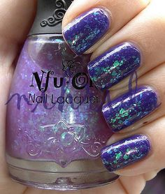 Orly CU - Claire's Magic - Nfu Oh 50 by nihrida, via Flickr