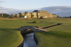 Exclusively for 4moles.com members, presenting the St. Andrews Experience for just £1655 per person.    Bordering the renowned 17th 'Road Hole' of the Old Course in the Home of Golf, the Old Course Hotel enjoys a spectacular location overlooking the famous links courses, the West Sands beach and the beautiful Scottish coastline.  #GolfCourse #GolfTour