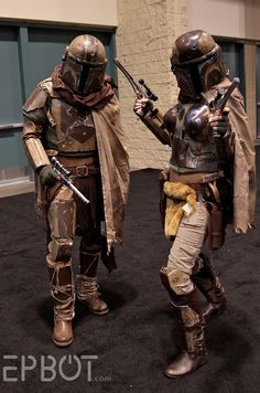 ... deal with my Mando obsession. And ideally join in!