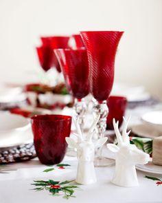 Table settings - Lookbook - Navidad   Zara Home México