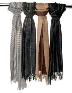 Scarves scarves scarves!