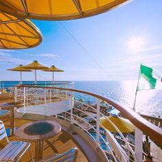 uzmancruise tatil denizdeseyir hayatadenizdenbakanlar sea travel gemituru Costacruise sundeck blue