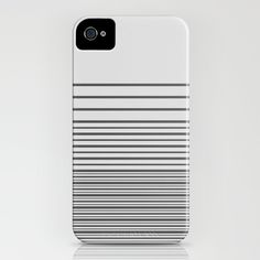 Gradient-A. iPhone Case (via Design Milk)