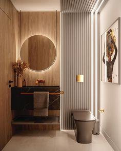 Hotel Bathroom Design, Modern Bathroom Design, Luxury Hotel Bathroom, Modern Luxury Bathroom, Hotel Bathrooms, Wc Design, Toilet Design, Design Ideas, Luxury Toilet