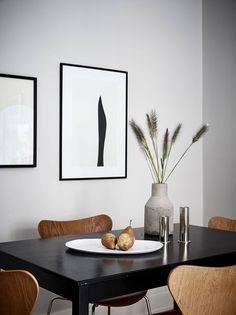 Grey tone apartment