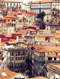 Oporto's colors