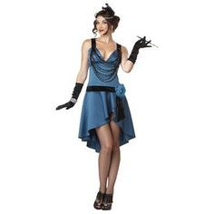 Amazon.com: Puttin' On The Ritz Adult Costume Size Large: Toys & Games