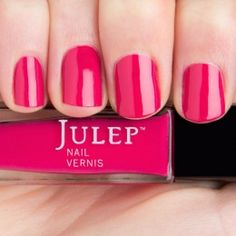 Julep Drew - swatched on stick, sticker, and 1 accent nail, $4 shipped.- SOLD