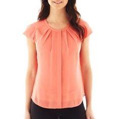 Blusas color coral 2