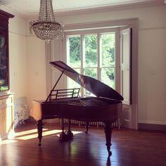 Bluthner Aliquot Grand restored by Chiltern Pianos, Bovingdon