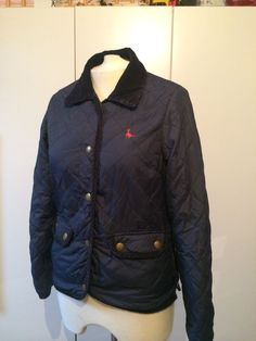 jack wills Quilted coat jacket Size 8 in Clothes, Shoes & Accessories, Women's Clothing, Coats & Jackets | eBay
