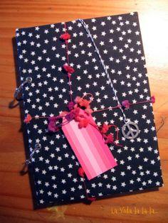 cuaderno - libreta hojas lisas  con anillos lavidalalala